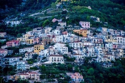 Amalfi Coast Italy Europe 2016