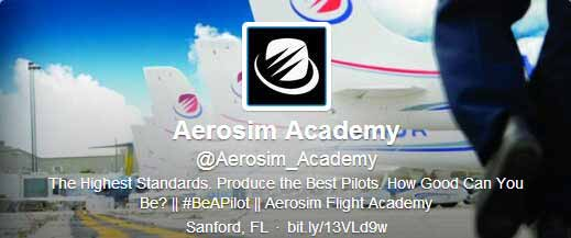 Aeroism Academy social media graphic Vortex Business Solutions