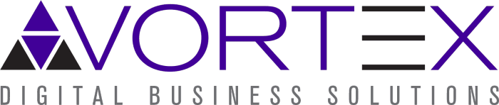Vortex Digital Business Solutions Web Design Iowa City logo