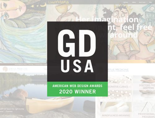 Vortex Digital Business Solutions Wins Graphic Design USA Web Design Awards